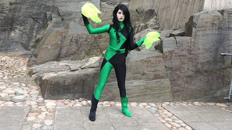 """Shego"" från Kim Possible"