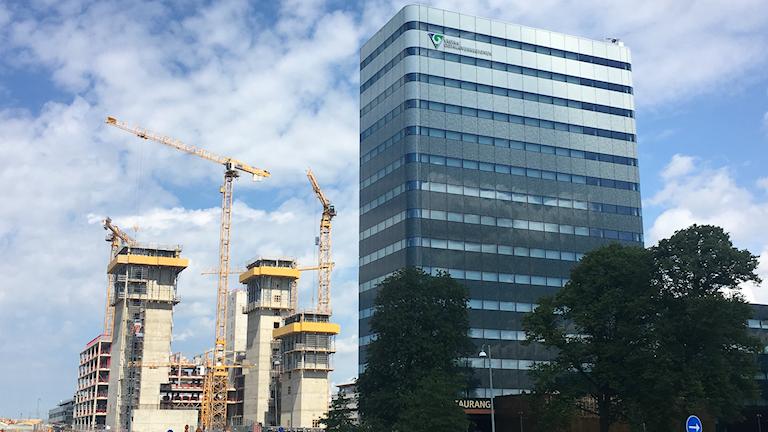 Idag invigdes Regionens hus, ett stenkast från Centralstationen i Göteborg.
