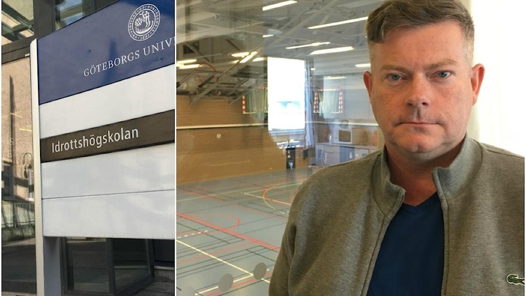 Frode Slinde, prefekt Institutionen för kost- och idrottsvetenskap, Göteborgs universitet.