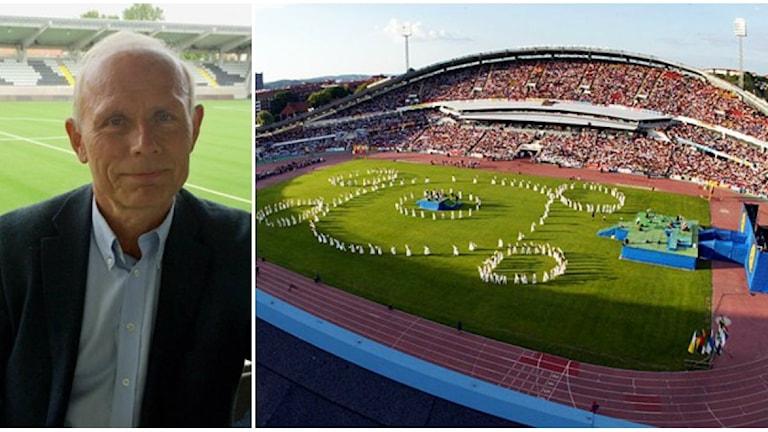 Dennis Andersson, generalsekreterare Gothia Cup.