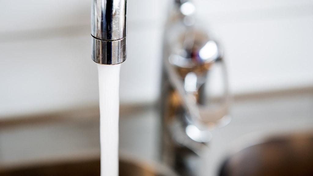 Boende i sydvästra Kungälv uppmanas att koka dricksvattnet.