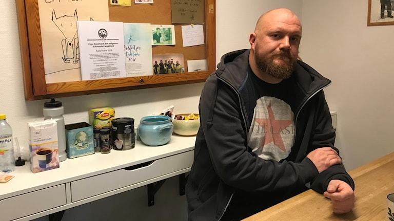 Erik Helgeson Svenska Hamnarbetarförbundet