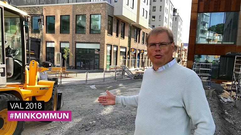 Göran Werner chef tekniska förvaltningen i Mölndal