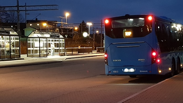 Stenungsunds station.