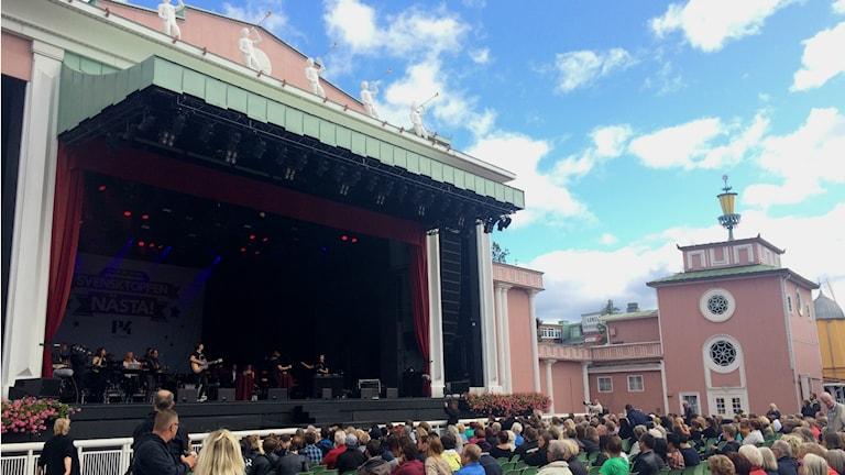 Stora scenen Liseberg