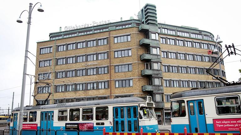 Göteborgspostens hus