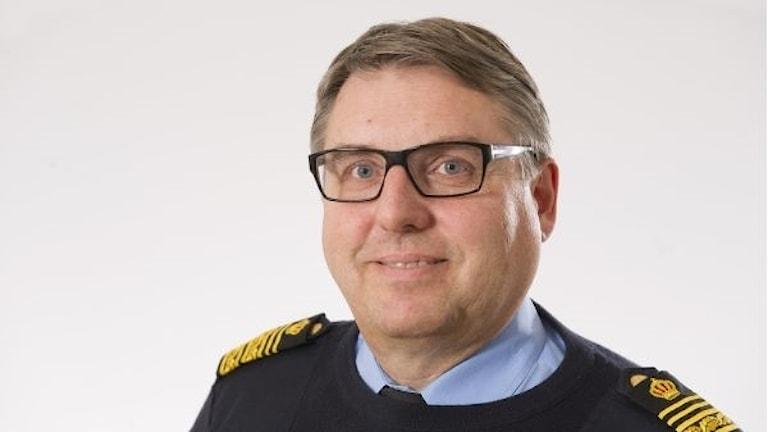 Klas Johansson ny regionpolischef i väst.