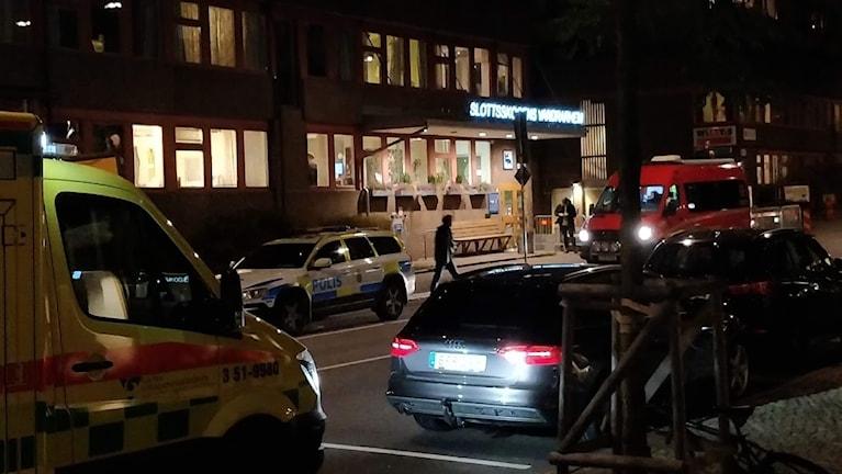 Vandrarhem i Göteborg avspärrat efter att ett misstänkt föremål hittats i ett av rummen_2