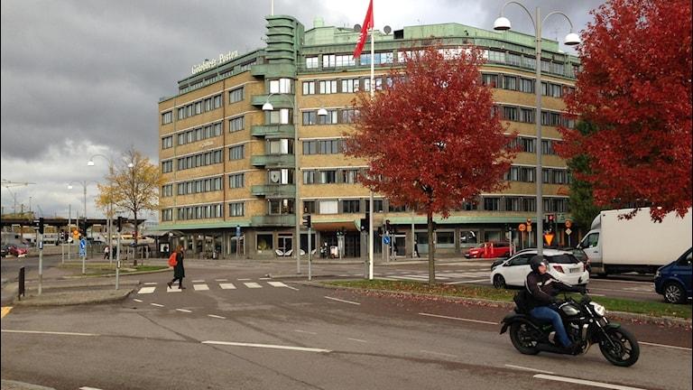 Göteborgs-Postens hus