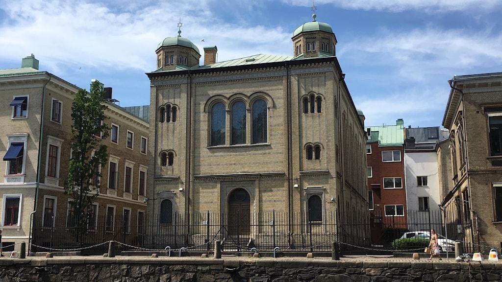 Judiska församlingen i Göteborg.
