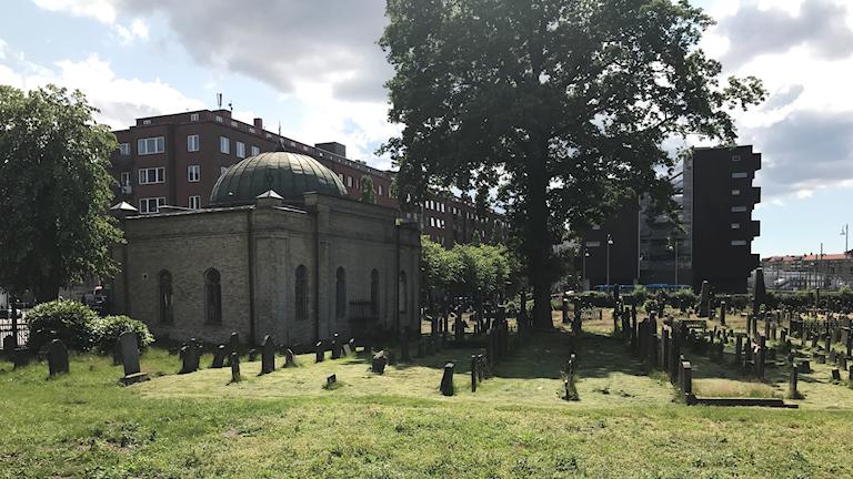 Judiska begravningsplatsen