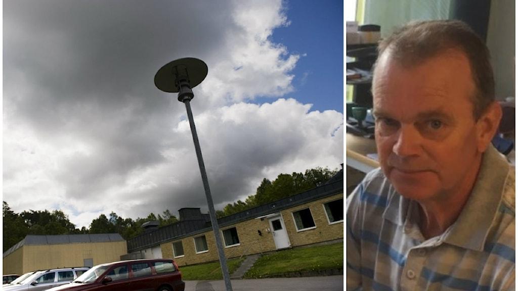Förvaret i Kållered och Lars Skoglund.