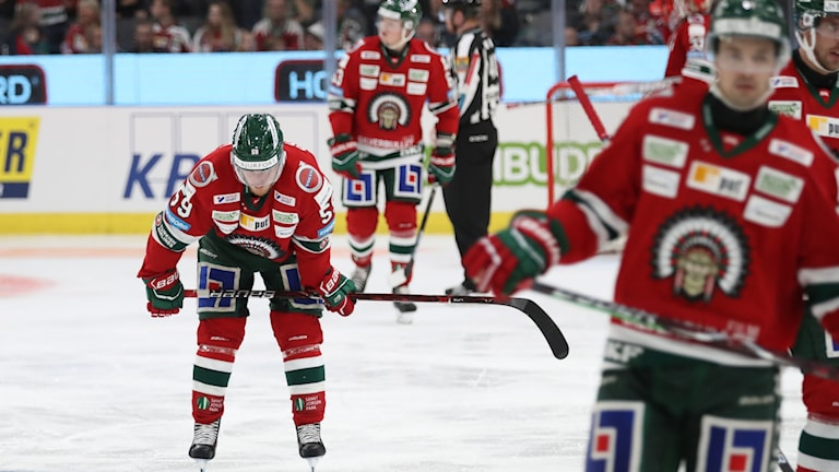 Ett chanslöst Frölunda mötte Brynäs i SHL-premiären.