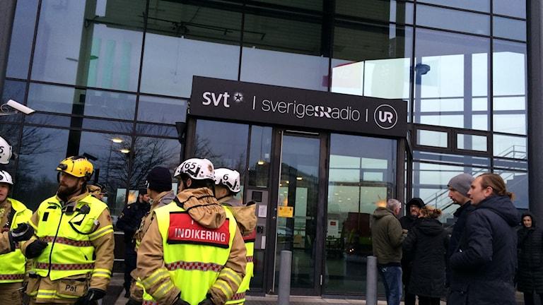 Radio- och TVhuset Göteborg