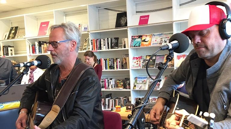 Uno Svenningsson spelar live när P4 Göteborg firar 40 år 2017