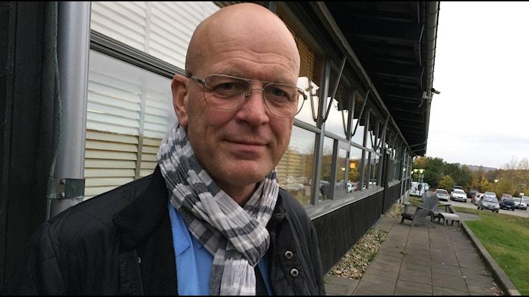 Chefen för polisområde Storgöteborg Erik Nord