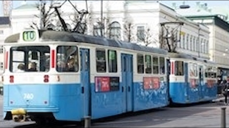 Spårvagn Göteborg