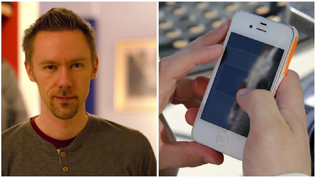 Peter Dahlgren forskar om människors beteende i sociala medier och säger att filterbubblornas betydelse är överskattad.