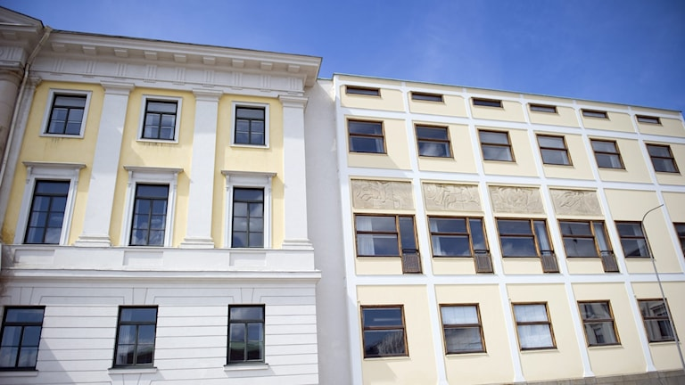 Göteborgs rådhus på Gustav Adolfs torg