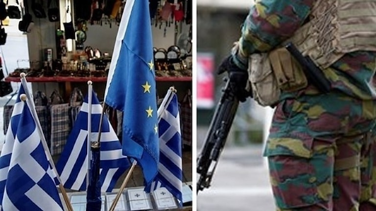 Grekiska polisen