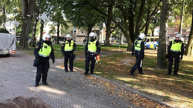 Polisen vid Sten Sture