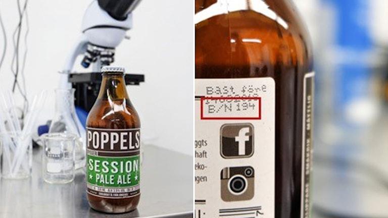 Poppels Session Pale Ale återkallas