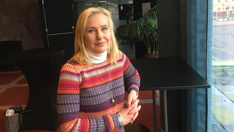 Anna Johansson.
