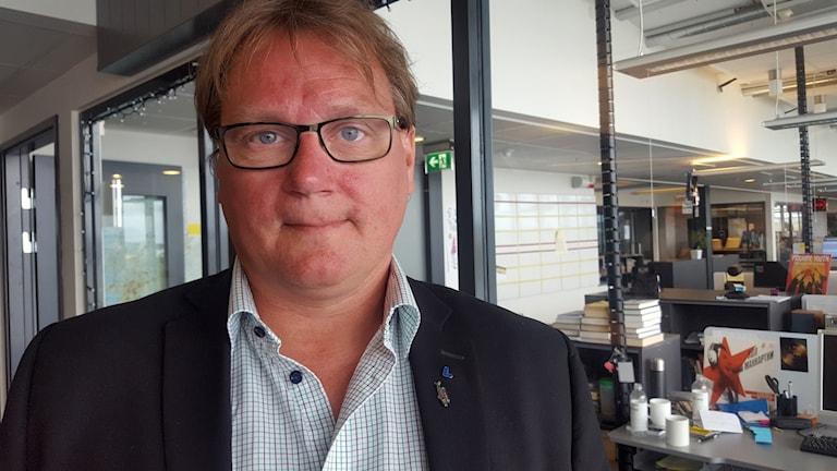 Jonas Andersson, Liberalerna
