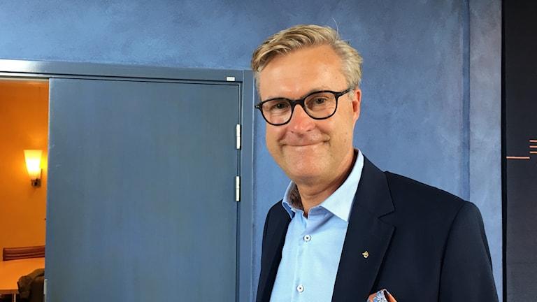 Magnus Kårestedt är VD för Göteborgs Hamn.
