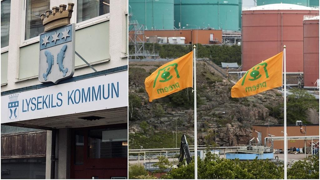 Lysekils kommun säger ja till Preems utbyggnad.