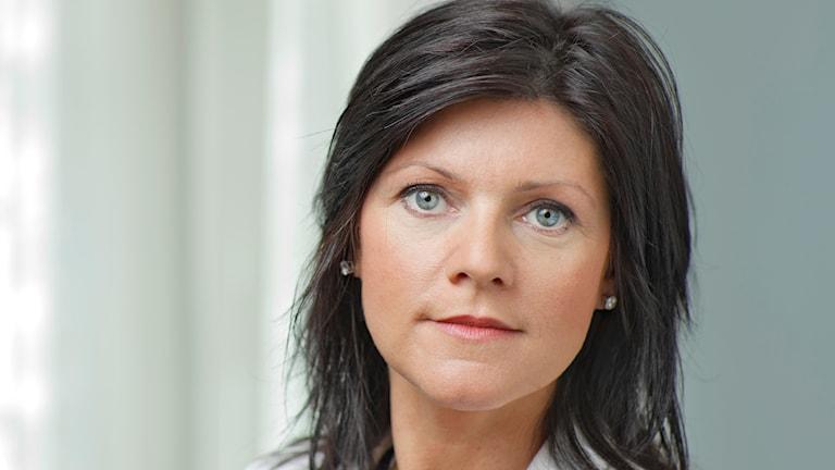 Eva Nordmark, ordförande TCO.