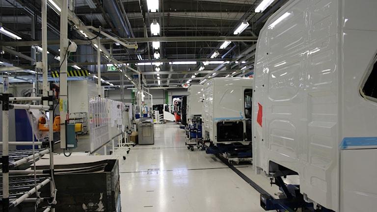Volvo Lastvagnars Tuvefabrik.