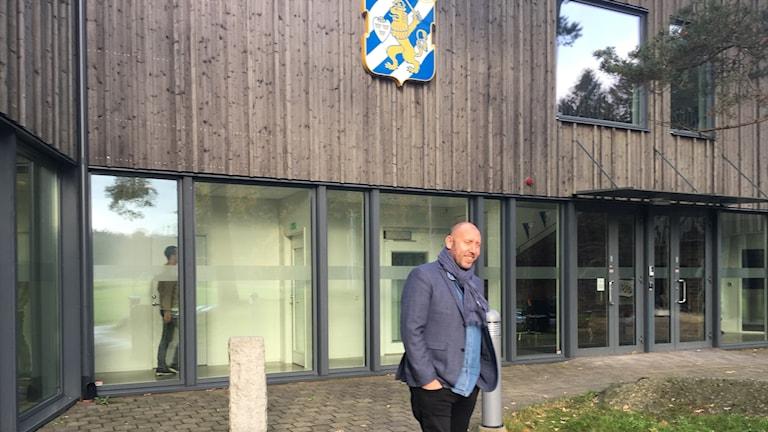 Blåvitts klubbdirektör