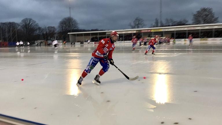 Daniel Strömqvist IFK Kungälv.