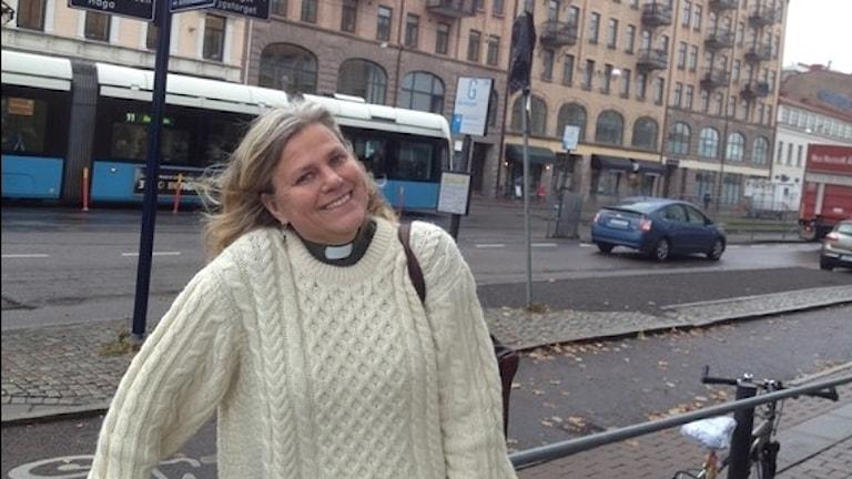 Eva Erlandsson Diakonissa