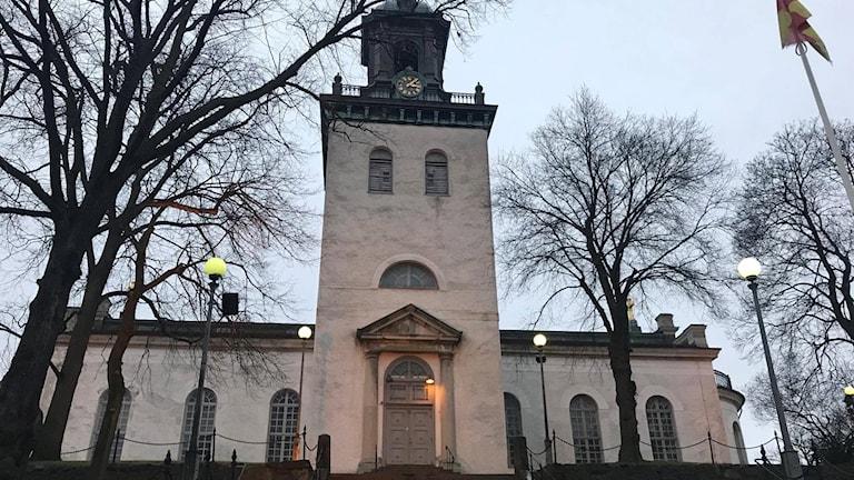 Carl Johans församling är en av de kyrkor som kommer att hållas öppna en månad för hemlösa under vintern.