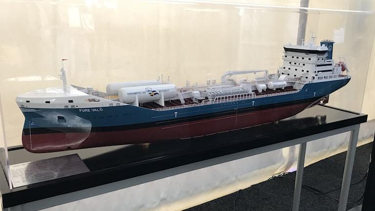skepp på Donsö Shipping Meet 2019