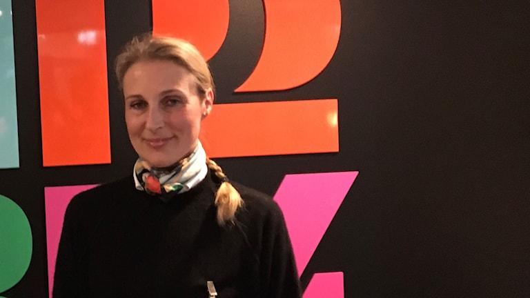 Ebba Jaup, ST-läkare på Närhälsan Krokslätt