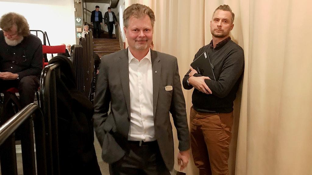 Axel Josefsson historisk ledare för kommunstyrelsen i Göteborg
