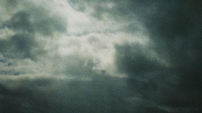 Moln och grått