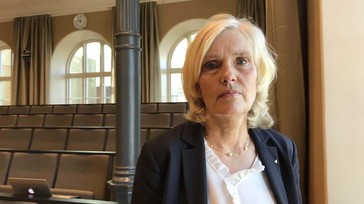 Ann Söderström Hälso och sjukvårdsdirektör Västra Götalandsregionen VG-region
