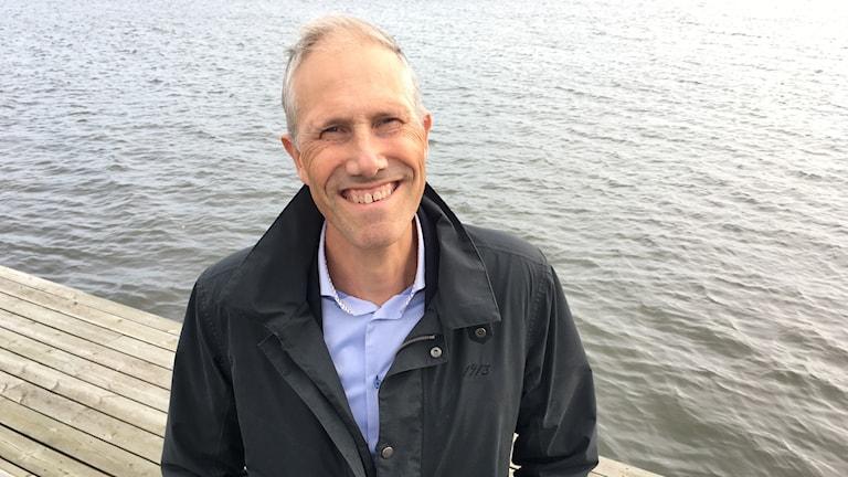 Stein Kleiven, Trafikverkets projektchef för Marieholmsförbindelsen.