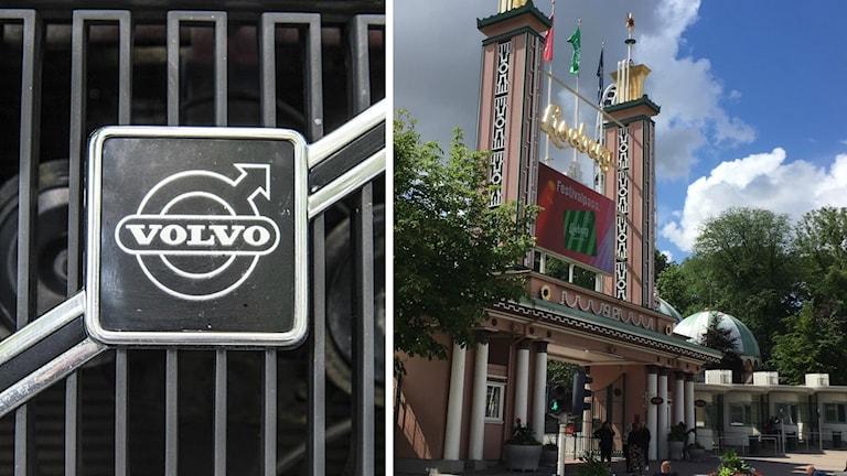 Volvo museum och Liseberg kan komma att bli grannar.