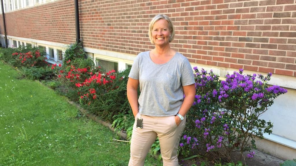 Nina Hautanen regional samordnare för sprututbytesverksamheten i VG-regionen