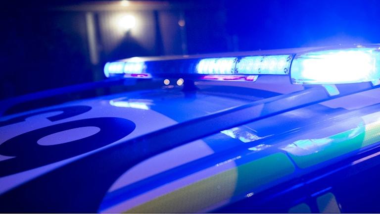 Polisen jagade en stulen Porsche i Göteborg.