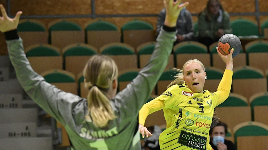 Sävehofs Mathilda Lundström