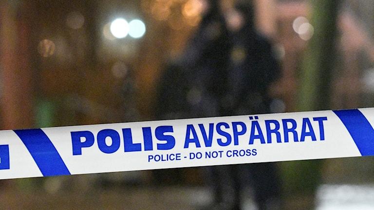 Vg av sexbrott mot kvinnor i Gteborgstadsdel - KB
