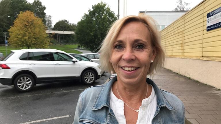 Marika Andersson, rektor Lövgärdesskolan