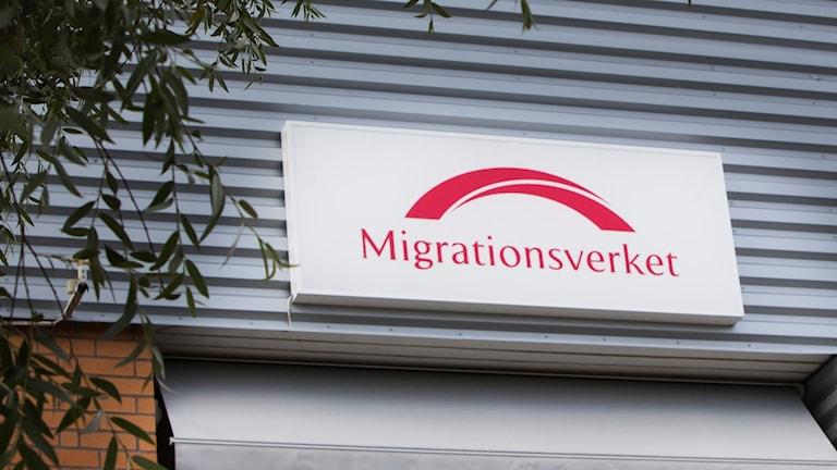 Migrationsverket, arkivbild.