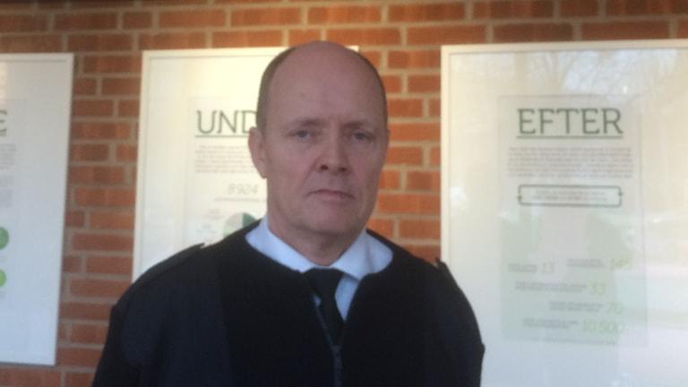 Lars Klevensparr direktör räddningstjänsten storgöteborg